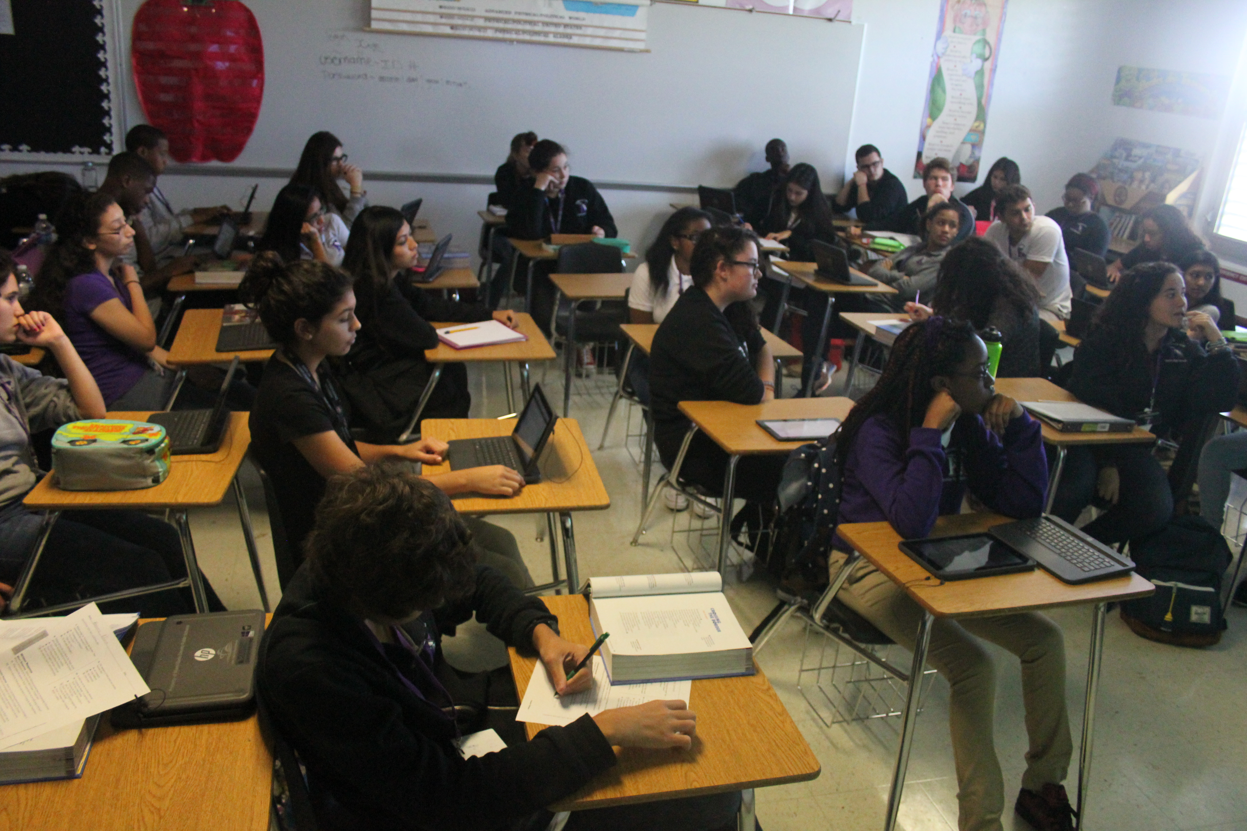 Class sizes need amending
