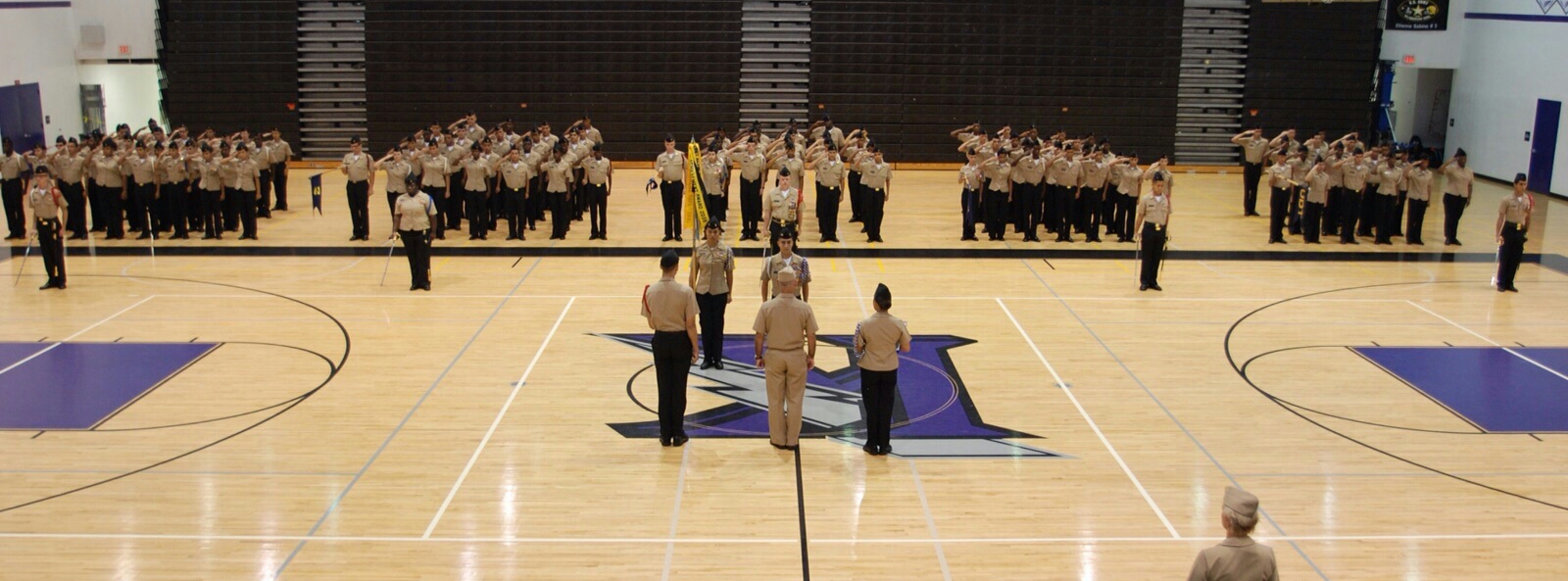 NJROTC Students have more appreciation for Veterans Day