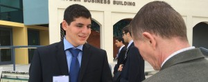 Students compete at FIU Model UN
