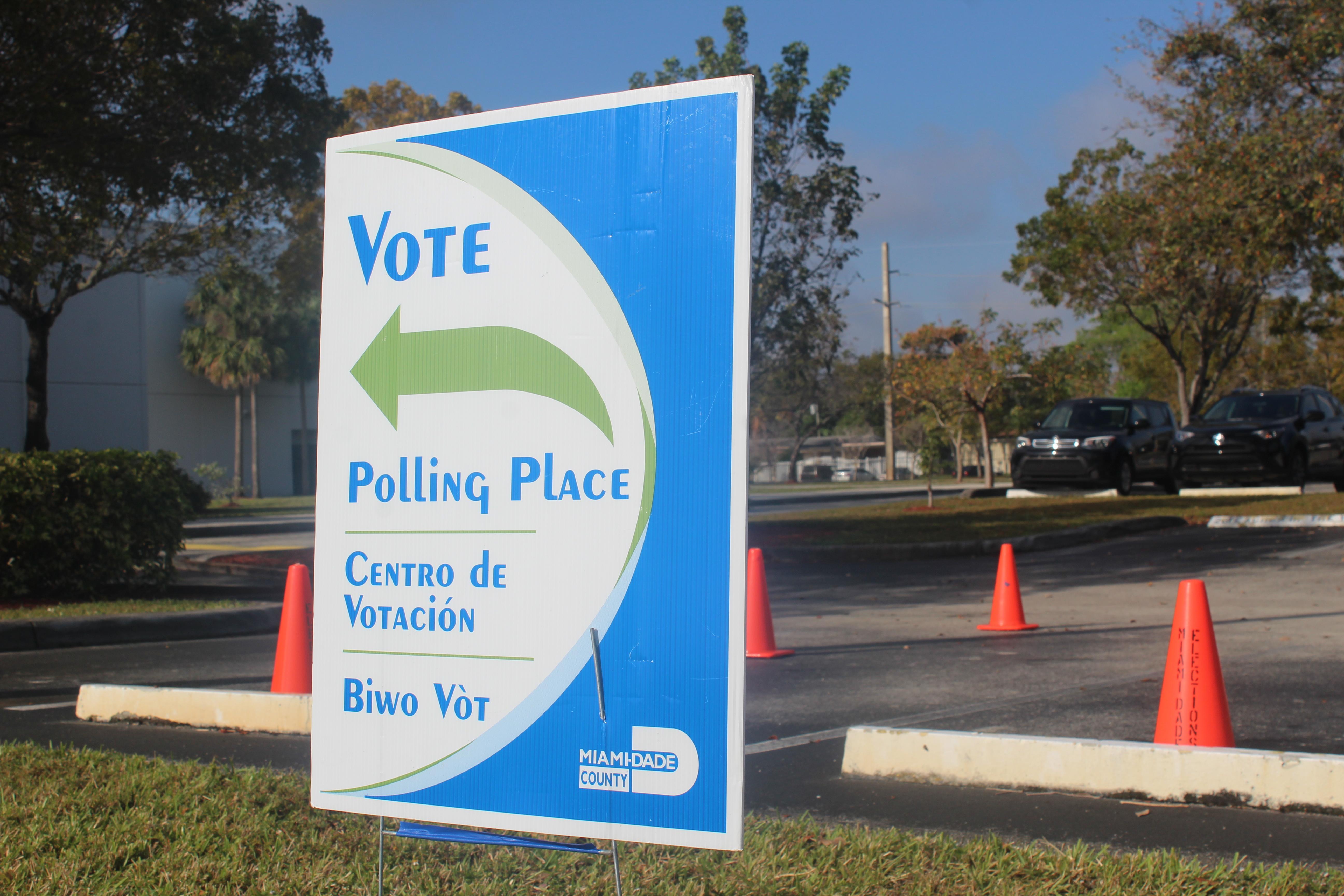 Krop hosts Florida Primary, mock elections