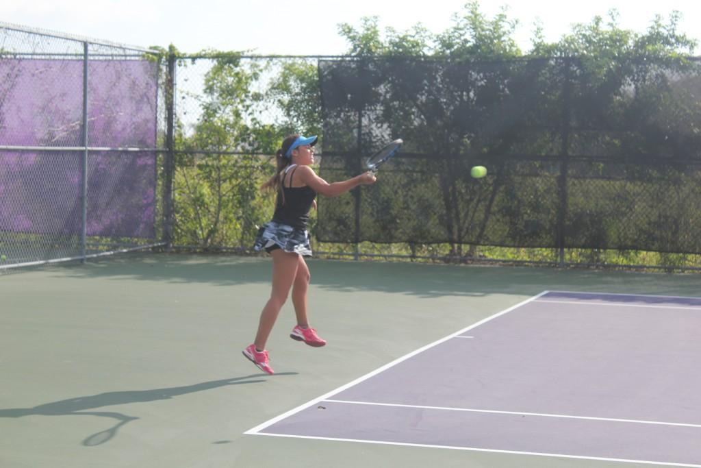 Krop hosts 2016 Tennis GMAC