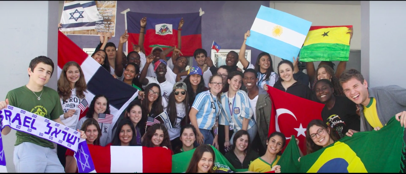 Students celebrate diverse heritage on International Day