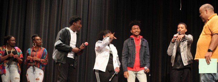 Drama Magnet host First Annual Lip Sync Contest