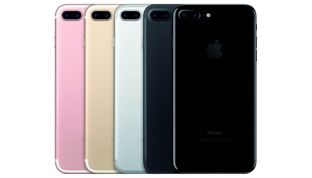 IPhone 7 color iPhone releases new phones that come in different colors.