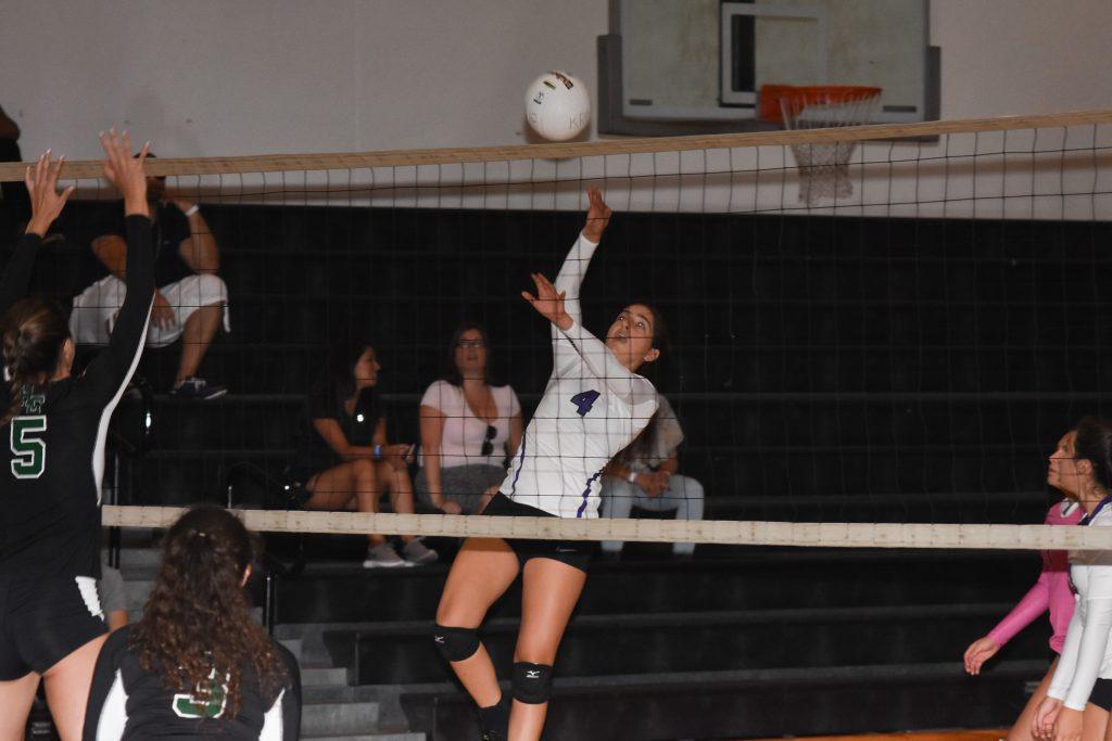 Girls' Volleyball Season in Full Swing