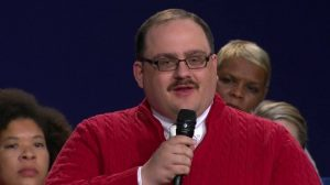 10 things about Ken Bone