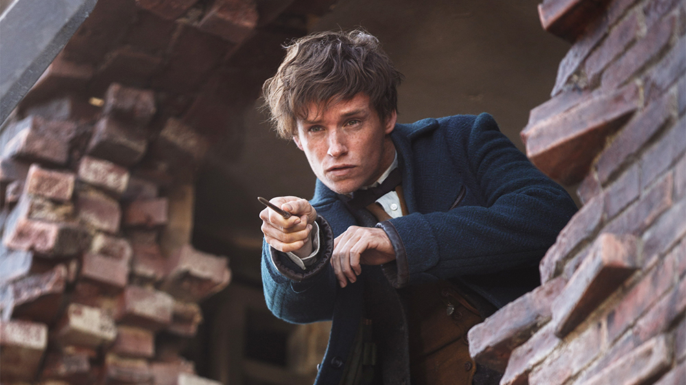 Corbin's Critique: Fantastic Beasts and Where to Find Them