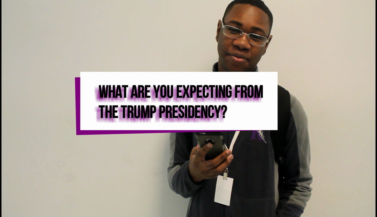 We Ask Krop: What are you expecting From a Trump Presidency?