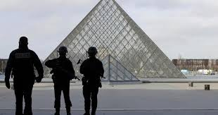 Weekly World Update: Paris Louvre attack