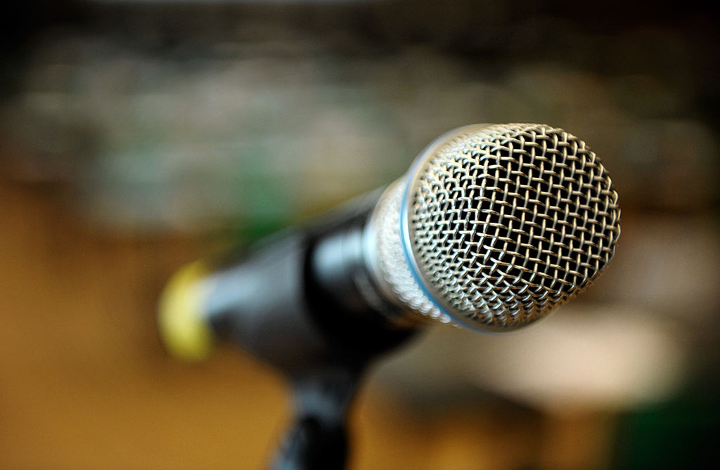 Tips on public speaking