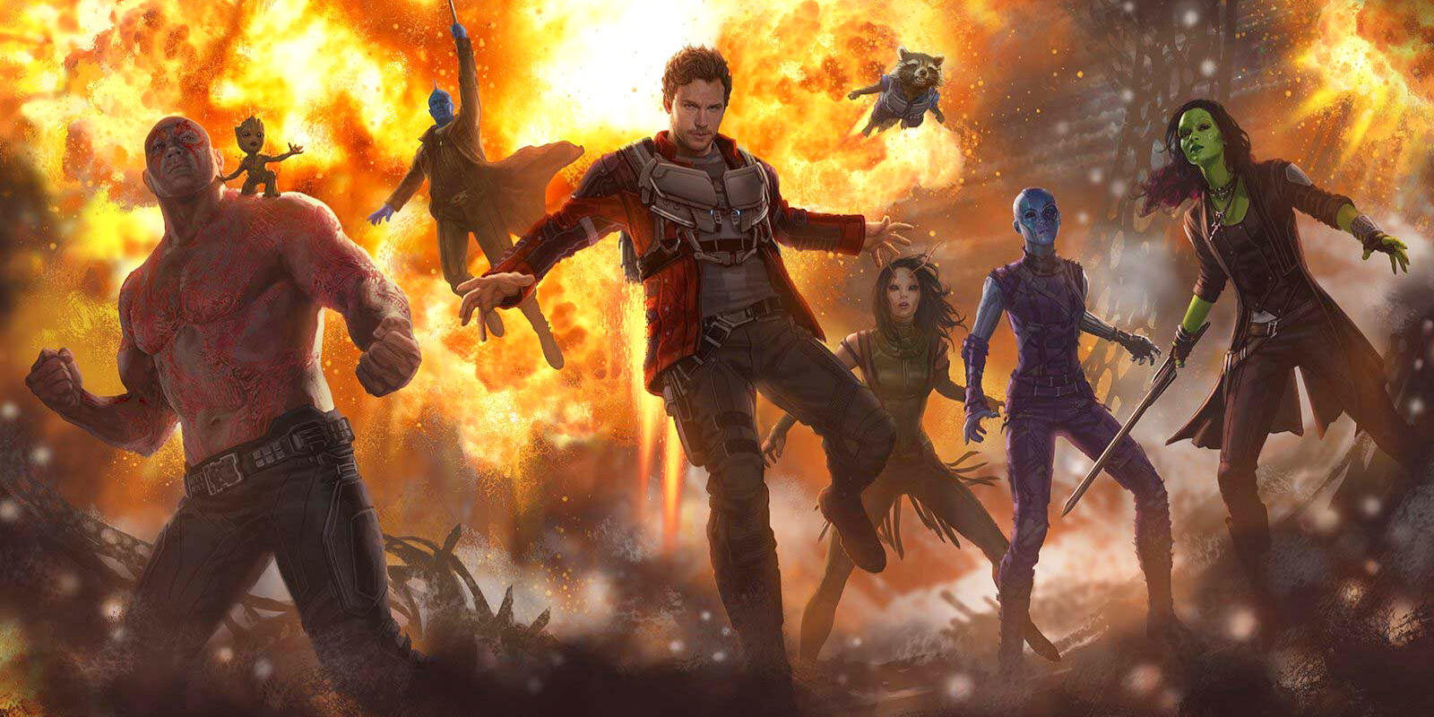 Guardians of the Galaxy Vol. 2 – Movie Review