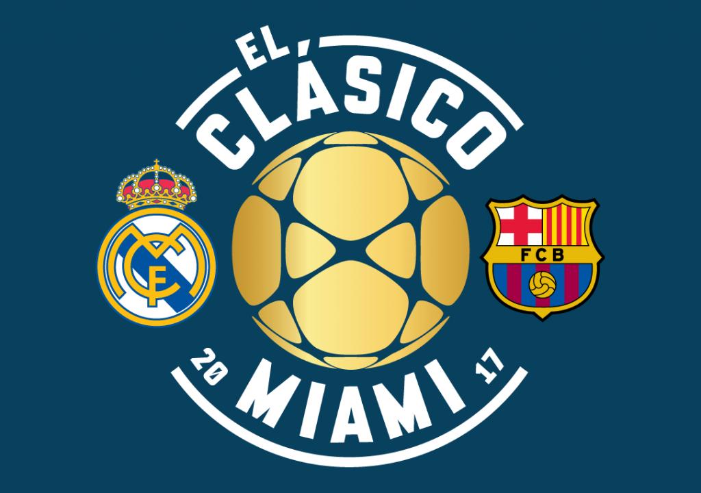 El+Clasico+in+Miami