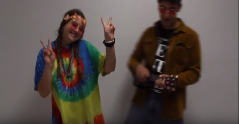 Faculty lip-syncs to classic hits
