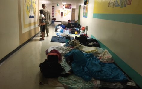 Highland Oaks Middle serves as shelter during Irma: My Story