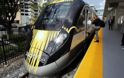 Brightline: Ft. Lauderdale to West Palm Beach in 40 minutes