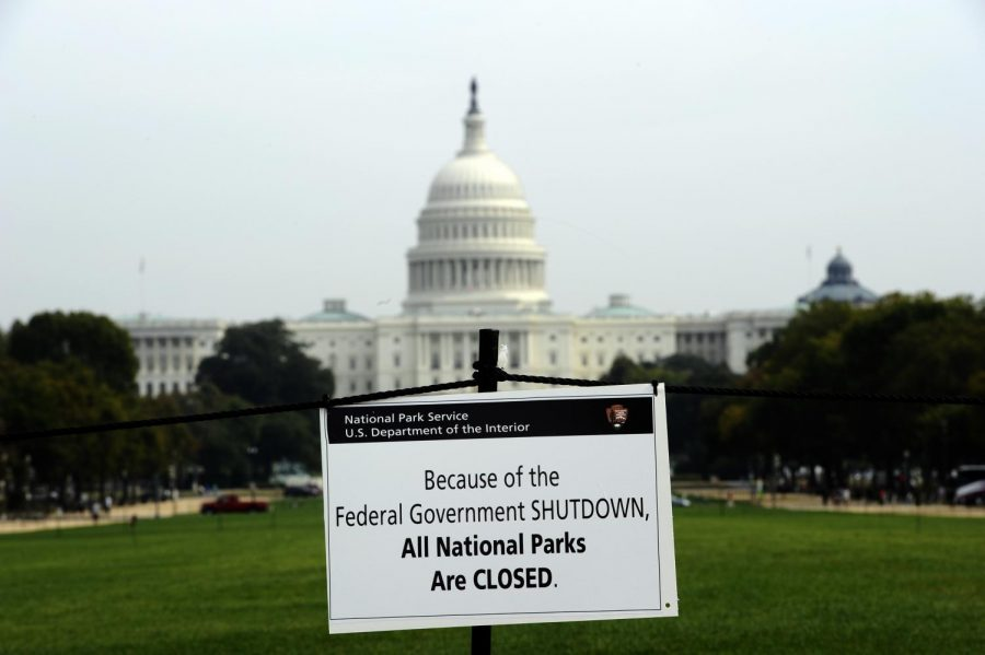 Trump's approval rating shoots down after government shutdown