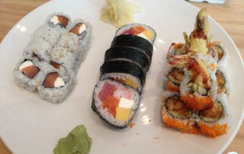 Fujihana on a roll: sushi review