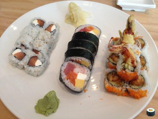 Fujihana on a roll: sushi review
