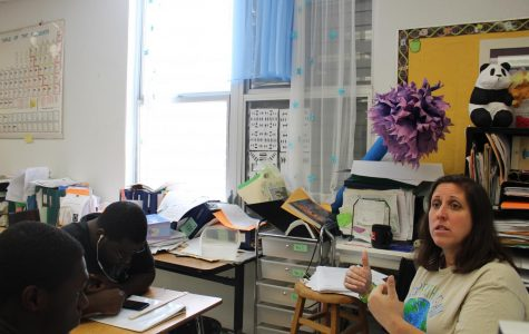 Krop Adds Botany and Zoology Class.