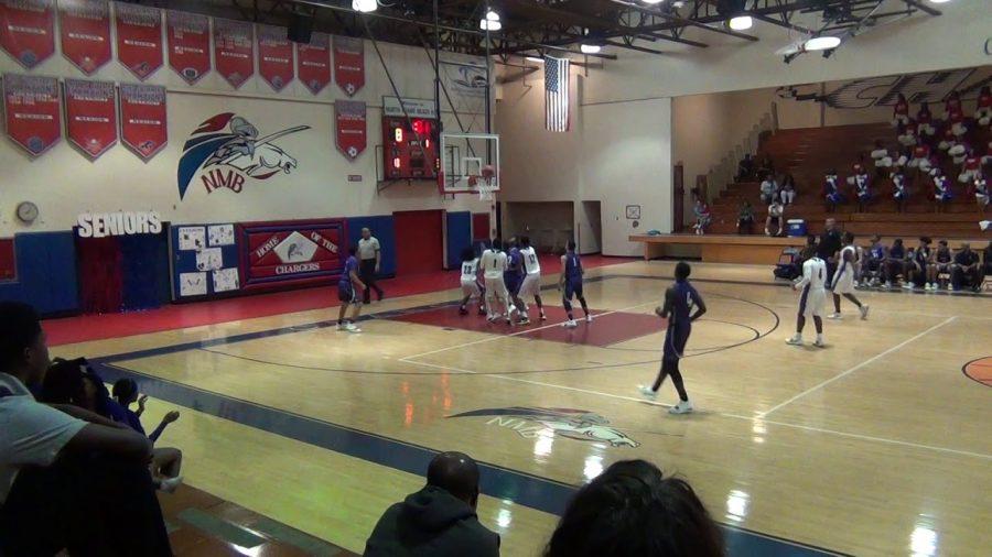 Krop Basketball Beats NMB