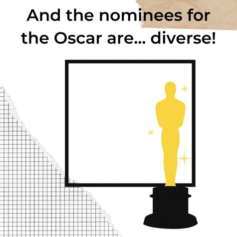 And the nominees for the Oscar are… diverse!