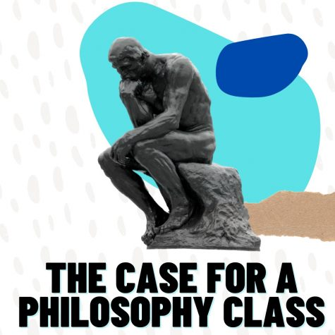 To add or not to add a philosophy class? That is the question