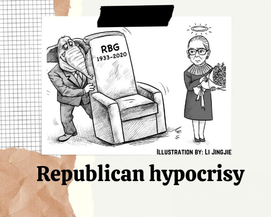 The growing hypocrisy of the Republican party