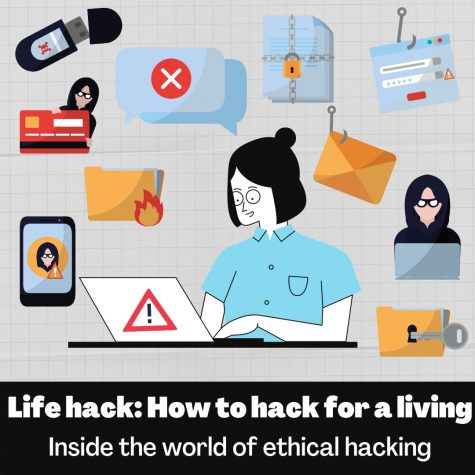 Life hack: How to hack for a living