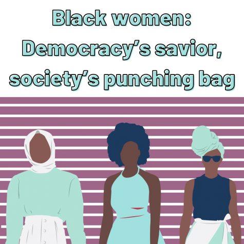 Black women: Democracys savior, societys punching bag