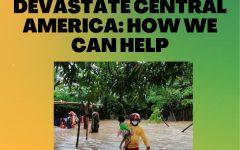 Hurricane Iota and Hurricane Eta devastate Central America: How we can help