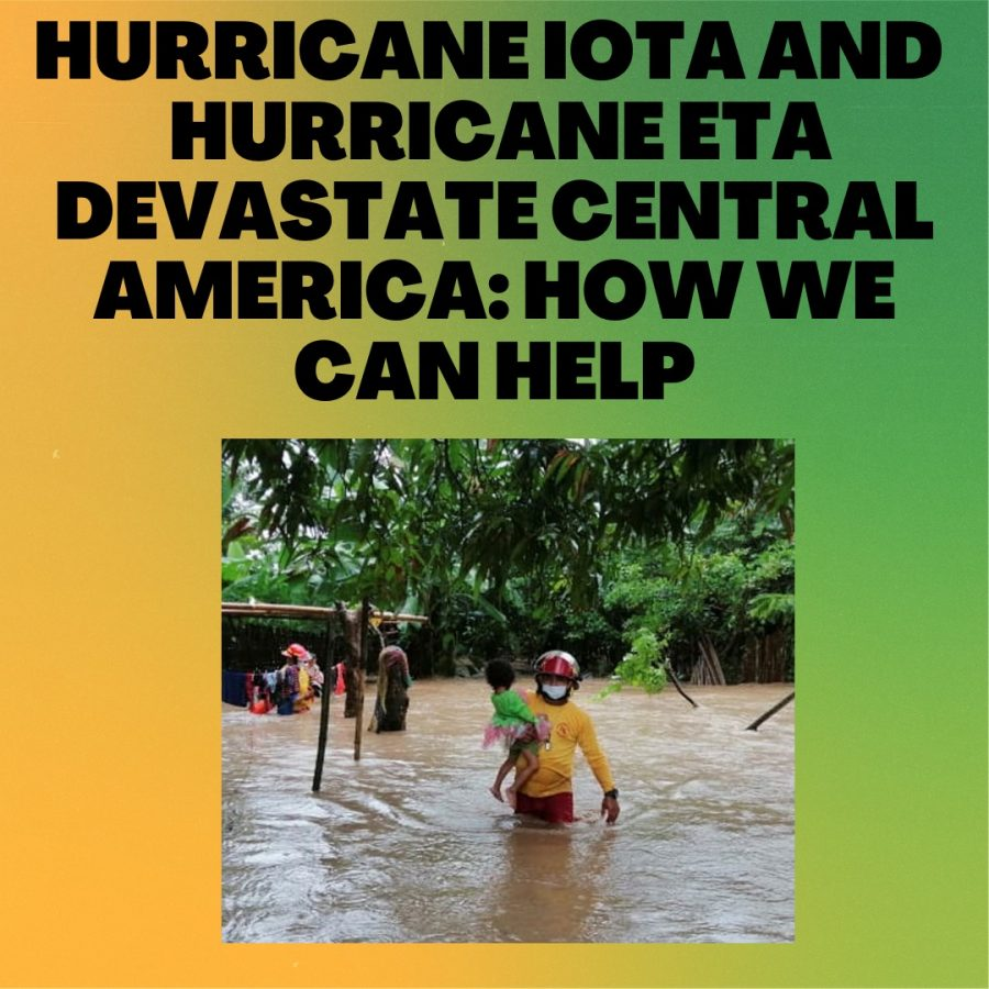 Hurricane Iota and Hurricane Eta devastate Central America: How we can help