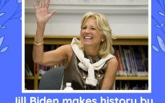A lady of firsts: Jill Biden makes history by being the first in her role to hold a day job