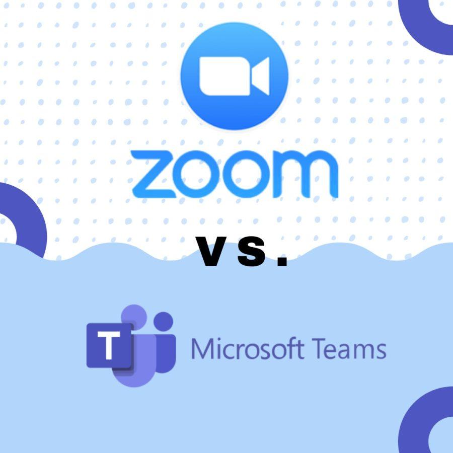 The virtual battle: Zoom vs. Teams