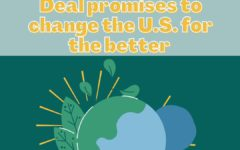 Out to save the world: How the Green New Deal promises to change the U.S. for the better
