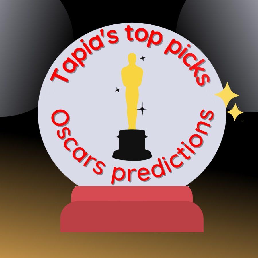 Tapia's top picks: Oscar's predictions