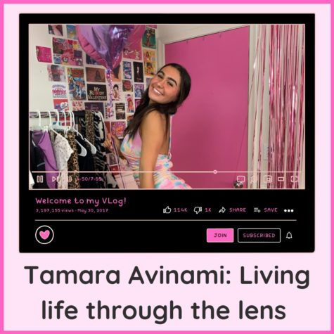 Tamara Avinami: Living life through the lens