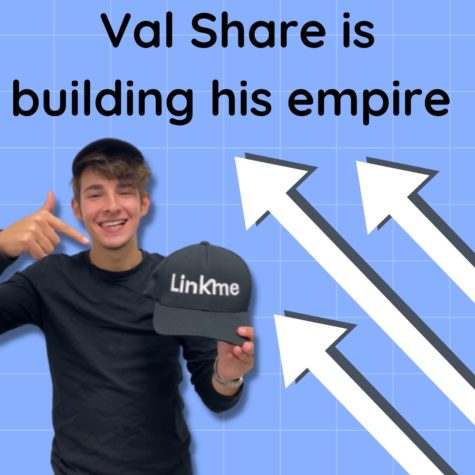 Val Share is building his empire